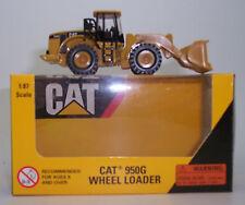 NORSCOT 1/87 CATERPILLAR  WHEELE LOADER #55402 IN BOX CATERPILLAR WHEEL LOADER I