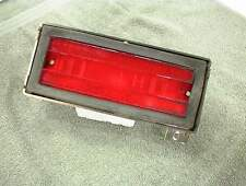 1973 FORD LEFT REAR MARKER LIGHT RED LTD D3AB-15A465-AA