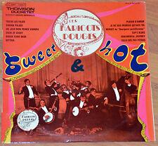 33t Les Haricots Rouges - Sweet & Hot (LP)