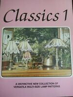Classics I - by Marianne Warner - 28 Stained Glass Lampshade Patterns