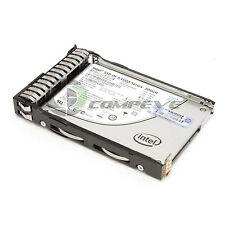 """HP Intel 300GB SSDSC2BB300G4P 2.5"""" 6GB/S SATA SSD 717968-004 739954-001"""