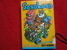 Sandland Shonen Jump Graphic Novel Akira Toriyama