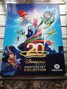 Morrisons Disneyland Paris 20th Anniversary Collection Album Cards