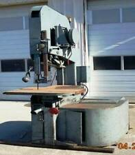 1952 DOALL BAND SAW 36W  220 VOLTS RVS-65 MOTOR