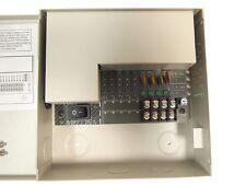 4 Ch 3 Amp Ampere Power Box PTC FUSE CCTV 12V DC Power Supply Box Security Cam