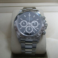 Rolex Daytona 16520 Zenith A - Serial Patrizzi FULL SET Box & Papers