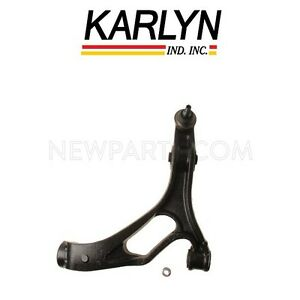 Front Passenger Right Lower Control Arm wiht Bushing & Ball Joint for VW Porsche