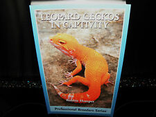 The Leopard Gecko in Captivity, Robbie Hamper, breeders series
