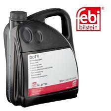febi bilstein 21754 Bremsflüssigkeit (DOT 4) 5 Liter