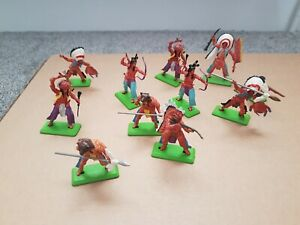 Britains Indian Toy Soldiers