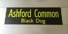 "West London Bus Blind 34"" 259 - Ashford Common Black Dog"