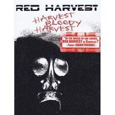 RED HARVEST-HARVEST BLOODY HARVEST-DVD-aborym-anaal nathrakh-industrial-metal