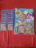 Panini Futebol Liga NOS 2020-21 Starter Pack 2x Album + 8x Promo packs +20 packs