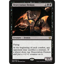 MTG Nissa vs Ob Nixilis - Desecration Demon - NM Card