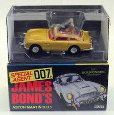 Corgi James Bond 007 Aston Martin Db5 Goldfinger 50th Anniversary Silver Cc04203