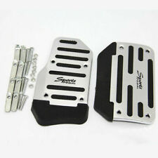Non-Slip Automatic Car Truck MT Manual Brake Accelerator Pedal Pad Cover Set
