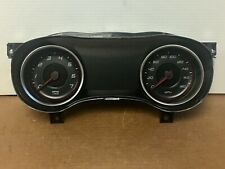 Dodge Charger Scat Pack 4Dr Factory Speedometer Cluster OE 10k