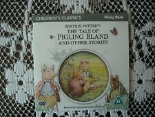 MAIL- PROMO DVD  FOR CHILDREN- BEATRIX POTTER  - PIGLING BLAND & OTHER STORIES
