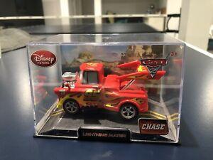 Pixar Cars Lightning Mater - Chase die cast - Disney store