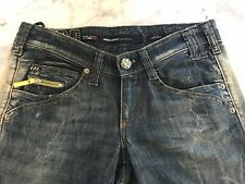 Women's RARE Miss Sixty Big Love Jeans. Made in Italy. US Size 26.Excellent.