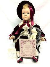 Elsie Massey Victorian Maximilian Porcelain #257/500 Elaine La Mastra Boy 1997