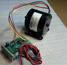 FASCO 7103-0113 ELECTRIC MOTOR WITH HEAT SINK TYPE 03 24V 5.2A NEW $99EA