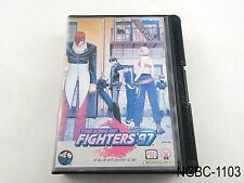 Complete The King of Fighters 97 AES Neo Geo Japanese Import KOF SNK US Seller B
