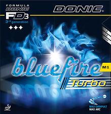 DONIC Bluefire M1 Turbo max schwarz NEU / OVP