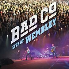 Bad Company-Live at Wembley CD NUOVO OVP