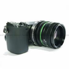 APS-C Television TV Lens/CCTV Lens For 16mm C Mount Camera 50mm F1.8 Black