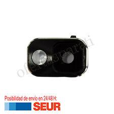 Anillo embellecedor cámara trasera para Samsung Galaxy Note 3 N9005 N9000 NEGRO