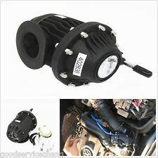 Universal BOV SQV 4 SSQV IV Turbo Blow Off Valve Racing Car Protection Black
