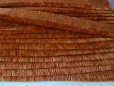 galon balayeuse de mohair à petits poils pour costumière, 300 cm x 2 cm