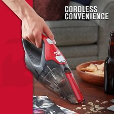 Cordless 16 Volt Battery Bagless Handheld Hand Vacuum Crevice Tool Portable Home