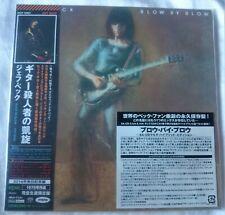 Jeff Beck - Blow by Blow JAPAN 7 inch Mini-LP SACD4547366212921EICP-10001