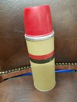 Vintage Thermos B34A Pint Cork Stopper Norwich Conn USA