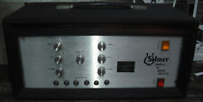 Selmer 100w Treble and Bass head vintage valve amplifier tube guitar amp n tnb