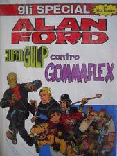 Alan Ford TNT Gli Speciali Super Gulp Contro Gommaflex  [G300]