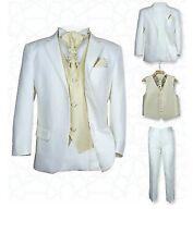Boys size 14 White First Comunion Suit