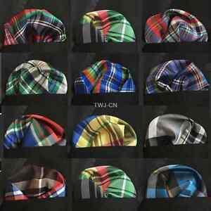 """10"""" Stripe Floral Men Silk Satin Hanky Wedding Party Handkerchief Pocket Square"""