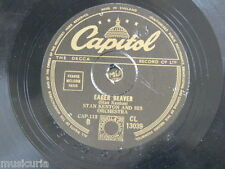 78rpm STAN KENTON ORCH eager beaver / tampico - june christy