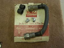 NOS OEM Ford 1960 Galaxie Fairlane Manual Steering Idler Arm Kit