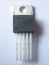 LM2577T -ADJ Schaltregler 3A  0-60V  TO220-5  LM2577