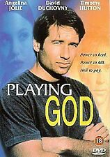 ? Playing God (DVD, 2002) freepost in very good condition