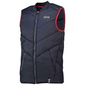 RED BULL RACING ASTON MARTIN F1 TEAM PADDED GILET NAVY BLUE official merchandise