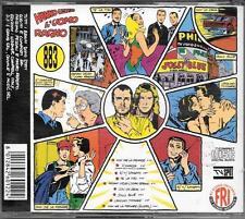 """883 - RARO CD 1 STAMPA RETRO A FUMETTI """" HANNO UCCISO L'UOMO RAGNO """""""