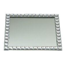 Bandeja de espejo de vanidad