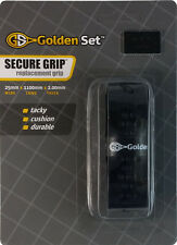 Secure Grip - Racquet Replacement Grip (1 total) Black
