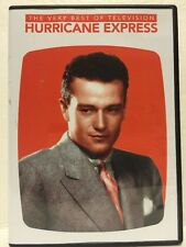 The Hurricane Express (DVD,2008) 12 Part Action Serial with John Wayne from 1932