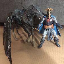 Marvel Legends Custom VALINOR - Valkyrie Captain Rogue Black Knight Panther thor
